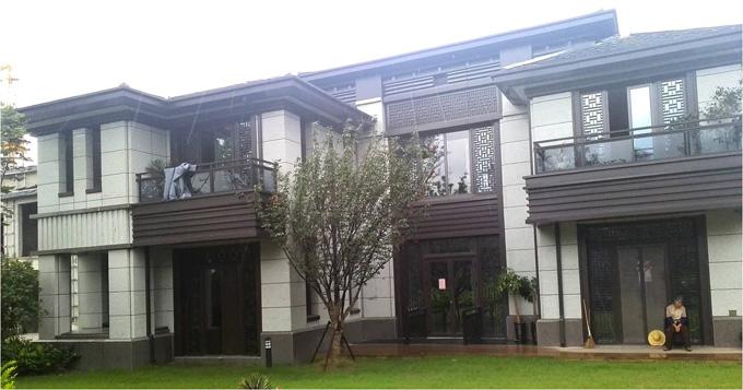 世茂·苏州石湖别墅